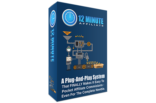 12 Minute Affiliate Review - Make Money Now