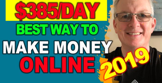 Best Way to Make Money Online as a Beginner! (Works in 2019!)